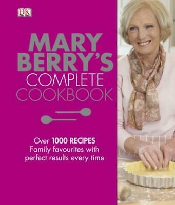 £5.44 • Buy Mary Berry's Complete Cookbook. By Mary Berry (Hardback) FREE Shipping, Save £s