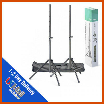 £49.99 • Buy Stagg Speaker Tripod Stands Kit With Carry Bag DJ Disco PA Stands Stagg SPSQ10