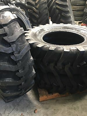 AU880 • Buy NEW R4 BACKHOE  Tyre 18.4x28 12ply 18.4-28 Tractor Loader FREIGHT