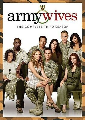 £13.76 • Buy Army Wives: The Complete Third Season [New DVD] Ac-3/Dolby Digital, Dolby, O-C