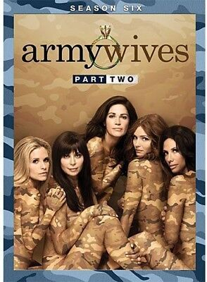 £12.77 • Buy Army Wives: Season Six Part Two [New DVD] Ac-3/Dolby Digital, Dolby, Subtitled