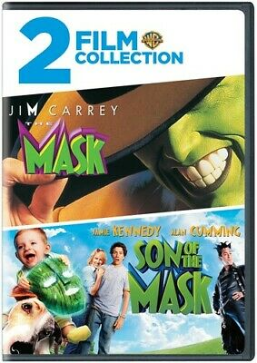 $7.87 • Buy The Mask / Son Of The Mask [New DVD] Widescreen