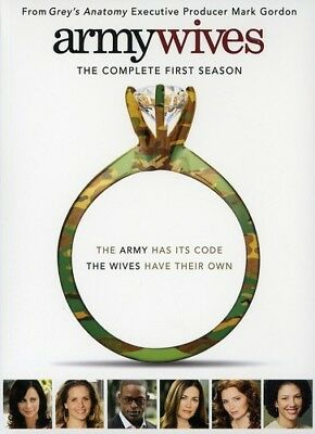 £11.42 • Buy Army Wives: The Complete First Season [New DVD]