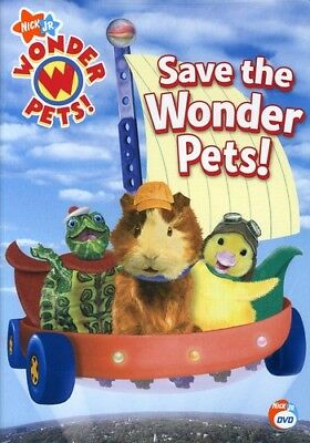 £5.74 • Buy Save The Wonder Pets [New DVD] Dubbed, Standard Screen