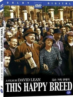 This Happy Breed (1944) David Lean DVD *NEW • 2.21£