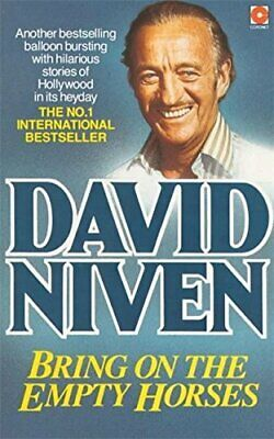 £3.29 • Buy Bring On The Empty Horses (Coronet Books) By Niven, David Paperback Book The