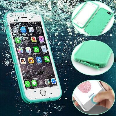 AU8.49 • Buy 360 NEW WATERPROOF SHOCKPROOF Case Ultra Thin Cover For IPhone 8 7 Plus X 6 SE 5