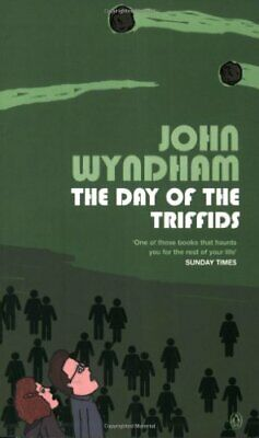 The Day Of The Triffids (Popular Penguins) By Wyndham, John Paperback Book The • 4.09£