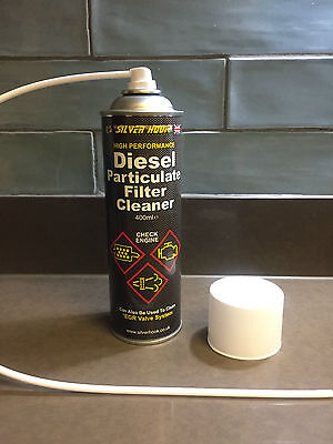 Silverhook DPF Cleaner Aerosol Diesel Particulate Filter Cleaner + EGR -  400ml • 10.99£