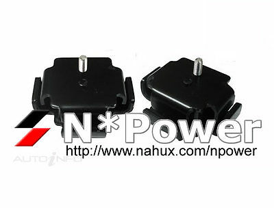 AU100 • Buy Rubber Engine Mount Set For Toyota Landcruiser Hdj79 01-07 1hd-fte 4.2l Turbo
