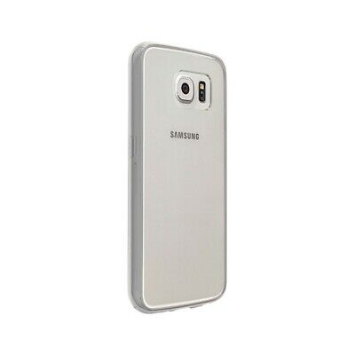 AU3.99 • Buy Galaxy S6 Case, Genuine 3SIXT Ultra Hybrid PureFlex Cover For Samsung Clear Gel