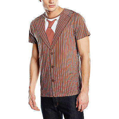 £3.15 • Buy Doctor Who David Tennant 10th Doctor Costume T-Shirt Great Gift Idea For Him Her