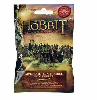 £3.99 • Buy THE HOBBIT MINI FIGURE SERIES 1 UNEXPECTED JOURNEY 4 X BLIND BAGS NEW AND SEALED