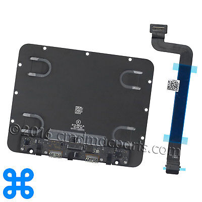 $38.90 • Buy Force Touch Trackpad + Flex Cable - Apple MacBook Pro Retina 15  A1398 Mid 2015