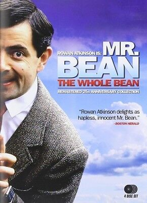 $17.96 • Buy Mr. Bean: The Whole Bean (Remastered 25th Anniversary Collection) [New