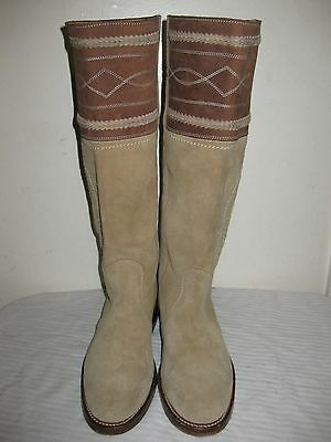 Sancho Boots Hand Made Made In Spain Women Shoes Size 9 • 57.34£