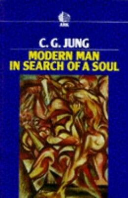MODERN MAN IN SEARCH OF A SOUL. By Jung, C. G. Paperback Book The Cheap Fast • 7.59£