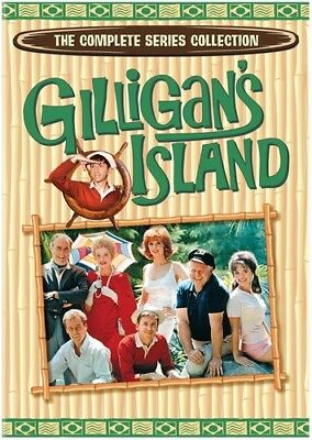 £32.47 • Buy Gilligan's Island: The Complete Series [New DVD] Full Frame, Gift Set, Repacka