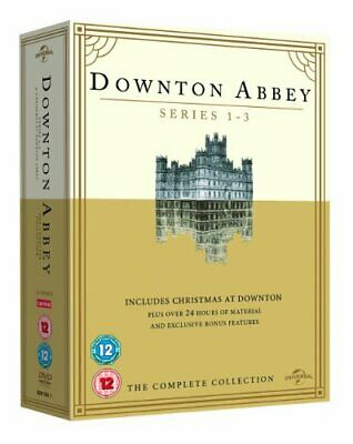 Downton Abbey - Series 1-3 / Christmas At Downton Abbey 2011 [DVD] - DVD  RIVG • 3.49£