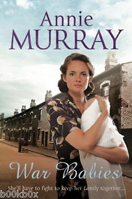 War Babies By Annie Murray, Book, New (Paperback) • 6.99£