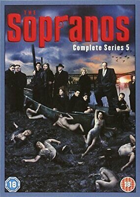 The Sopranos: Complete HBO Season 5 [DVD] [2005] - DVD  UWVG The Cheap Fast Free • 3.49£
