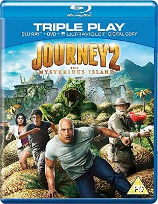 £3.49 • Buy Journey 2: The Mysterious Island [Blu-ray + DVD] [Region Free] - DVD  1SVG The