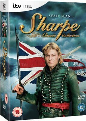 £4.73 • Buy Sharpe Classic Collection [DVD] - DVD  8QVG The Cheap Fast Free Post