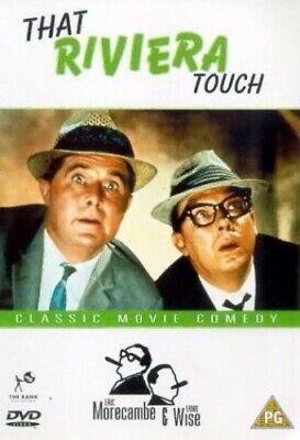 £4.98 • Buy That Riviera Touch [DVD] - DVD  GVVG The Cheap Fast Free Post