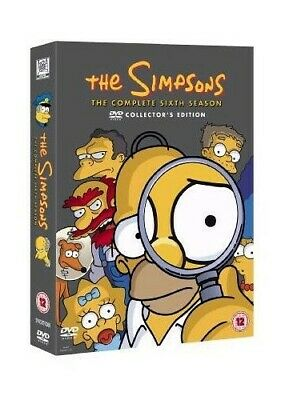 £3.49 • Buy The Simpsons - Season 6 [DVD] - DVD  0WVG The Cheap Fast Free Post