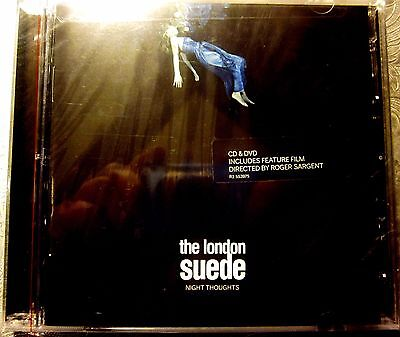 New! THE LONDON SUEDE Audio CD + DVD (Factory Sealed/2016) • 14.46£