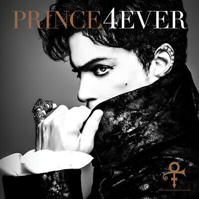 Prince : 4EVER CD Album (Jewel Case) 2 Discs (2016) Expertly Refurbished Product • 3.07£