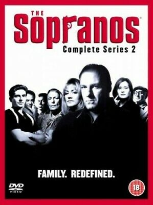 The Sopranos: Season 2 [DVD] [2001] [1999] - DVD  IGVG The Cheap Fast Free Post • 4.12£