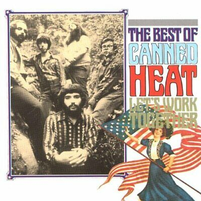 £3.49 • Buy Canned Heat - Let's Work Together: (THE BEST OF CANNED ... - Canned Heat CD LVVG