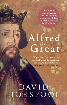 £5.49 • Buy Alfred The Great By Horspool, David Book The Cheap Fast Free Post