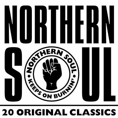 Various Artists - Northern Soul: 20 Original Classics - Various Artists CD 50VG • 3.49£