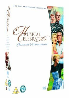 £3.76 • Buy Rodgers And Hammerstein : A Musical Celebration - Carousel / The ... - DVD  3CVG