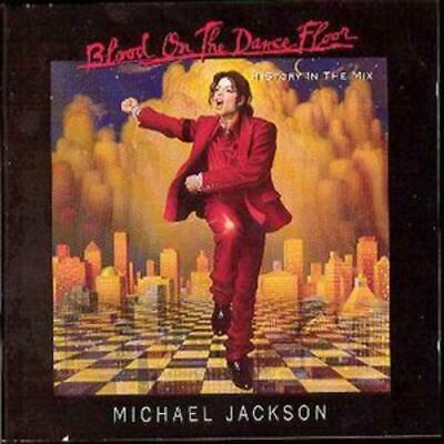 Michael Jackson : Blood On The Dance Floor: HIStory In The Mix CD (1999) • 2.35£