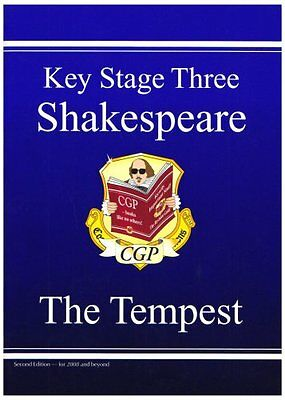 £2.13 • Buy  KS3 Shakespeare  The Tempest  Text Guide By  Richard Parsons