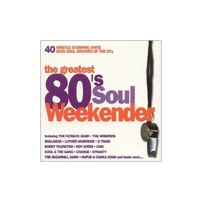 £3.49 • Buy Various Artists - The Greatest 80's Soul Weekender - Various Artists CD AFVG The