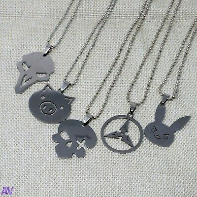 AU7.24 • Buy OverWatch Ultimate Ability Necklace UK Stock