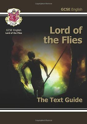 GCSE English Text Guide - Lord Of The Flies By CGP Books • 3.63£