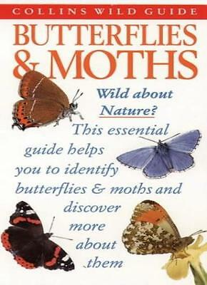 £2.95 • Buy Collins Wild Guide - Butterflies And Moths Of Britain And Europe By John Still