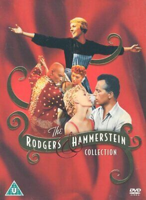£3.49 • Buy The Rodgers And Hammerstein Collection [DVD] - DVD  WMVG The Cheap Fast Free