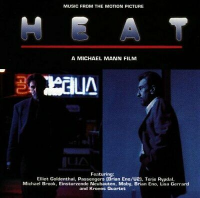£12.99 • Buy Brian Eno - Heat - Music From The Motion Picture - Brian Eno CD 4JVG The Cheap