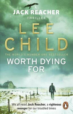 A Jack Reacher Thriller: Worth Dying For By Lee Child (Paperback) Amazing Value • 3.28£