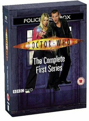 Doctor Who - The Complete BBC Series 1 Box Set [2005] [DVD] - DVD  7YVG The • 4.04£