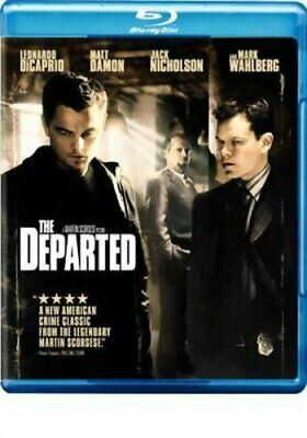The Departed [Blu-ray] - DVD  NMVG The Cheap Fast Free Post • 3.49£