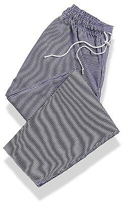 £10.50 • Buy Blue (gingham) Chef Trousers