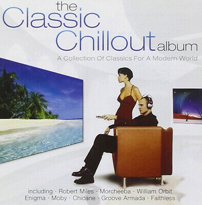 £1.89 • Buy Various Artists : The Classic Chillout Album CD 2 Discs (2001) Amazing Value
