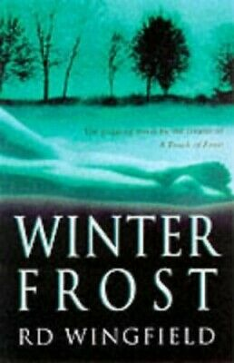 Winter Frost By Wingfield, R.D. Hardback Book The Cheap Fast Free Post • 6.99£